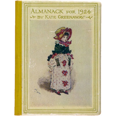 Almanack for 1924