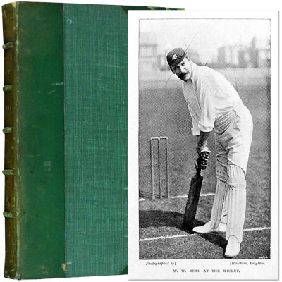 Annals of Cricket. A Record of the Game Compiled from Authentic Sources and My Own Experiences During the Last Twenty-Three Years. With an Introduction by John Shuter