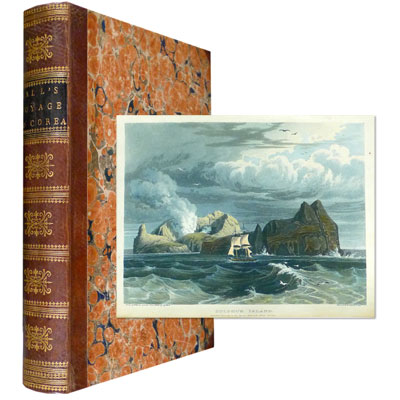 Account of a Voyage of Discovery to the West Coast of Corea, and the Great Loo-Choo Island. And a Vocabulary of the Loo-Choo Language, by H. J. Clifford, Esq. Lieutenant Royal Navy.