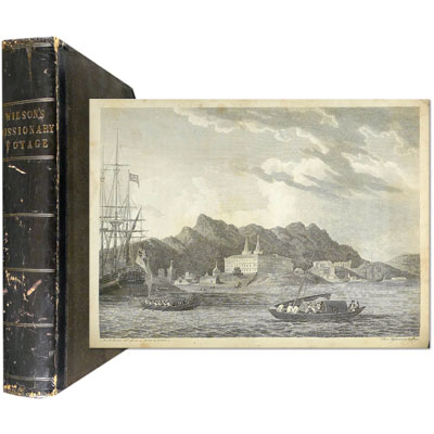 A Missionary Voyage to the Southern Pacific Ocean, Performed in the Years 1796, 1797, 1798,