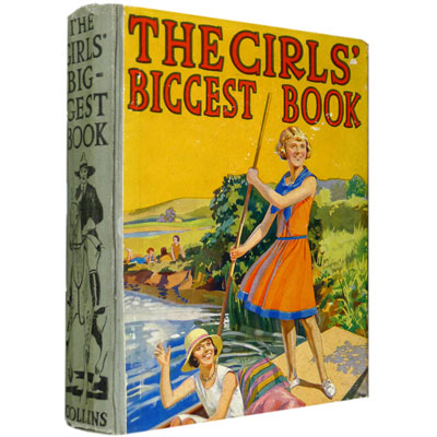 The Girl's Biggest Book