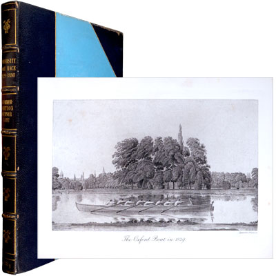 Record of the University Boat Race, 1829-1880 and of the Commemoration Dinner 1881