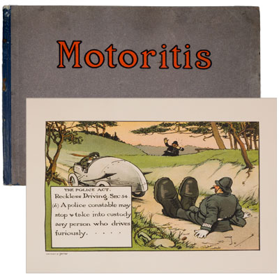 Motoritis or Other Interpretations of the Motor Act