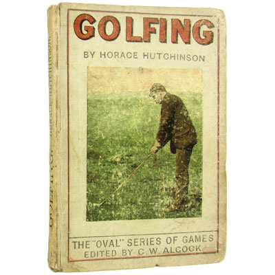 """Golfing - The """"Oval"""" Series of Games"""