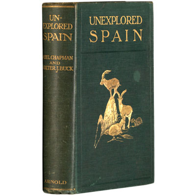 Unexplored Spain