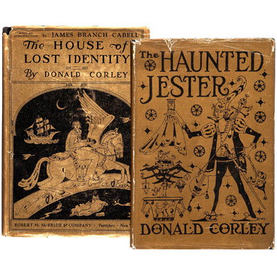 The House of Lost Identity - and - The Haunted Jester