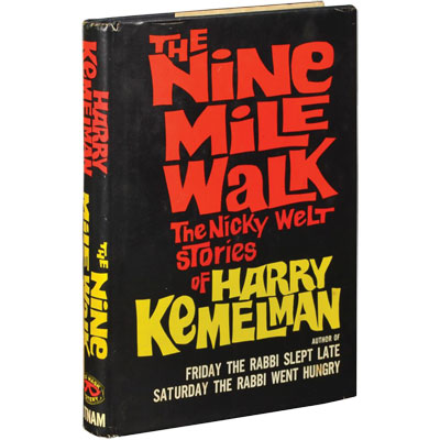 The Nine Mile Walk: The Nicky Welt Stories