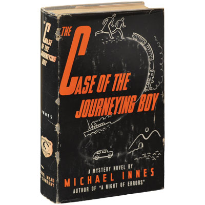 The Case of the Journeying Boy