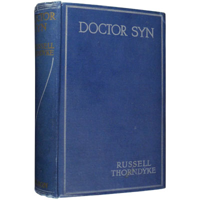 Doctor Syn. A Tale of the Romney Marsh.