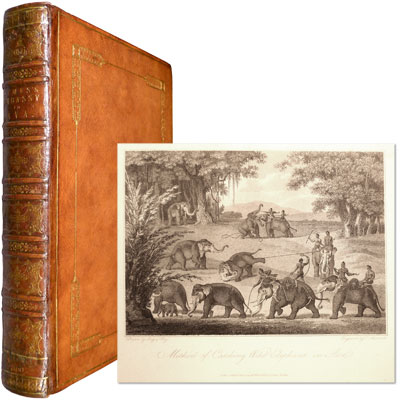 An Account of an Embassy to the Kingdom of Ava, sent by the Governor-General of India, in the year 1795
