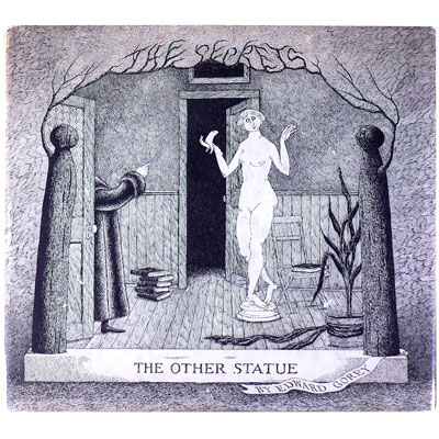 The Secrets: Volume One: The Other Statue