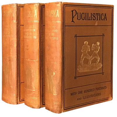 Pugilistica, The History of British Boxing