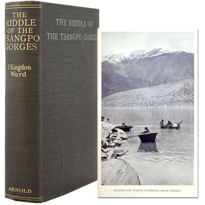 The Riddle Of The Tsangpo Gorges
