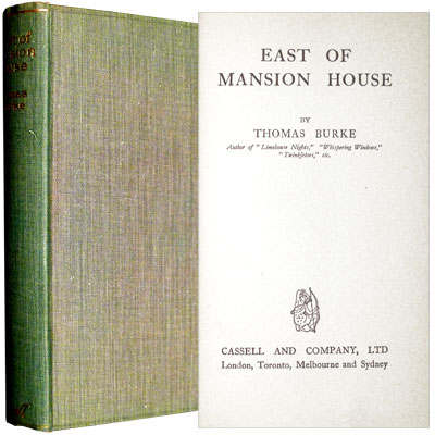 East of Mansion House