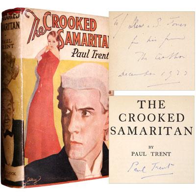 The Crooked Samaritan - Inscribed