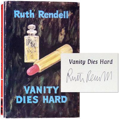 Vanity Dies Hard - Signed