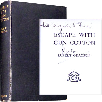 Escape with Gun Cotton