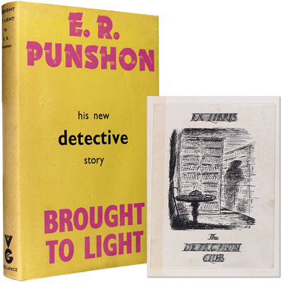 Brought to Light - from the library of the Detection Club
