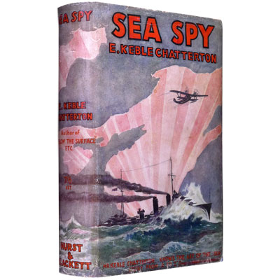 Sea Spy. A Naval Novel