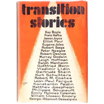 transition stories – Twenty-three Stories from 'transition'