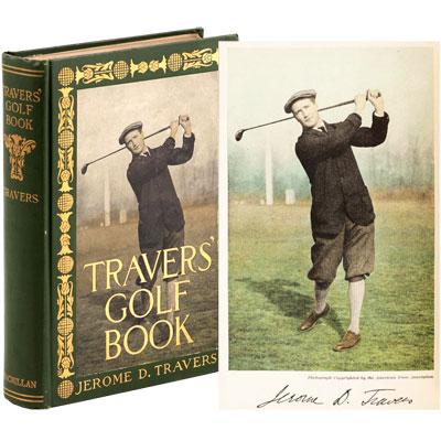 Travers' Golf Book