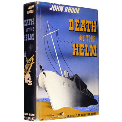 Death at the Helm. A Dr. Priestley Mystery