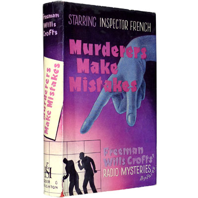 Murderers Make Mistakes