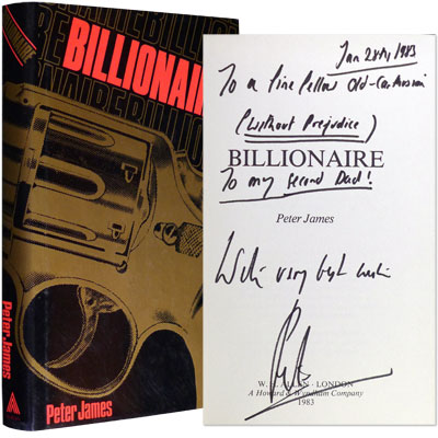Billionaire - Inscribed