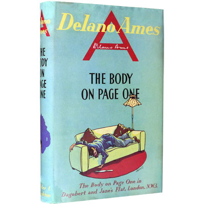 The Body on Page One