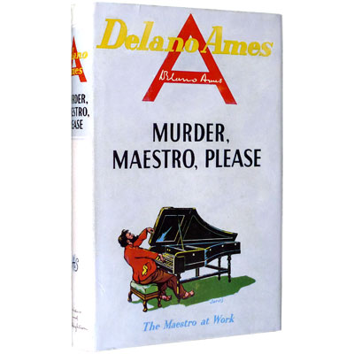 Murder, Maestro, Please