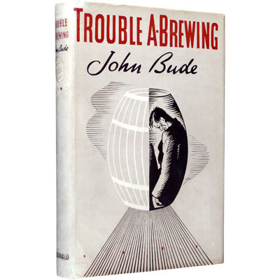 Trouble A-Brewing. A Novel of Detection
