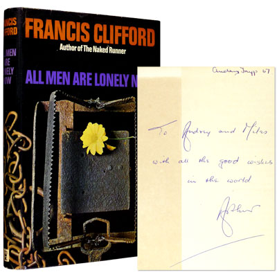 All Men are Lonely Now - Signed & Inscribed
