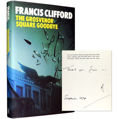 The Grosvenor Square Goodbye - Signed & Inscribed