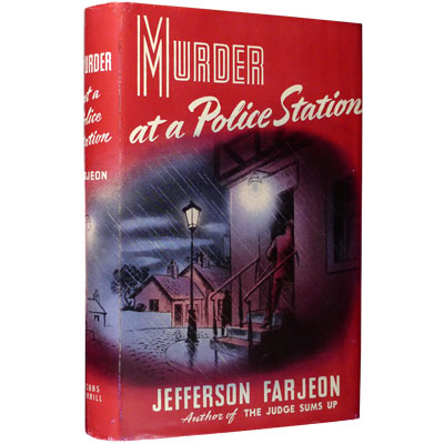 Murder at a Police Station
