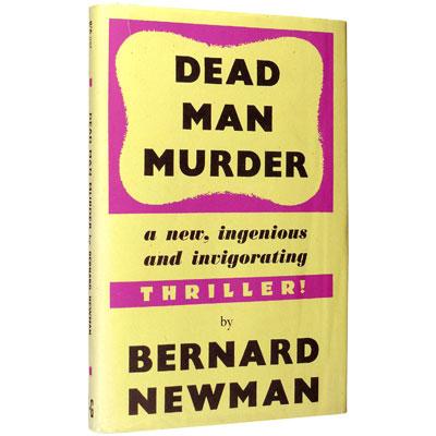Dead Man Murder