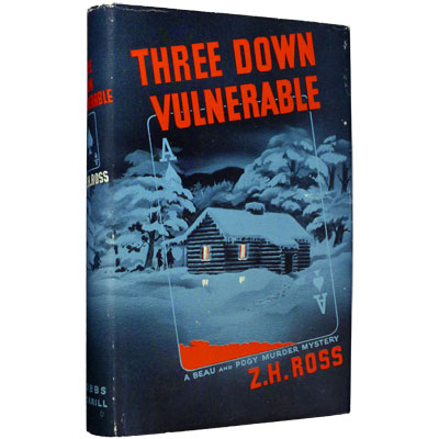 Three Down Vulnerable. A Beau and Pogy Murder Mystery