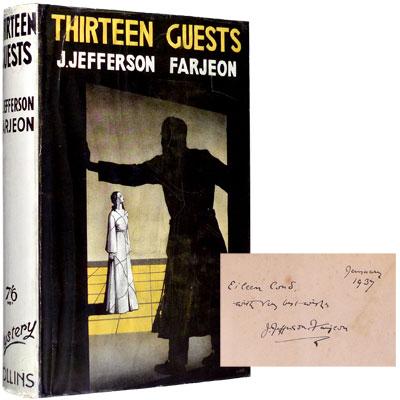 Thirteen Guests - Inscribed