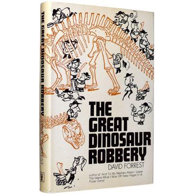 The Great Dinosaur Robbery