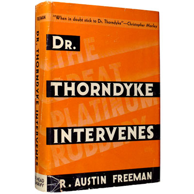 Dr. Thorndyke Intervenes