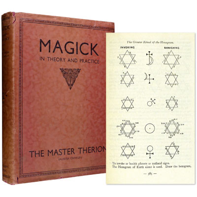 Magick in Theory and Practice by The Master Therion