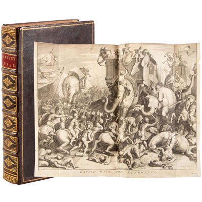 The Commentaries of Caesar, Translated into English. To which is prefixed a Discourse Concerning the Roman Art of War