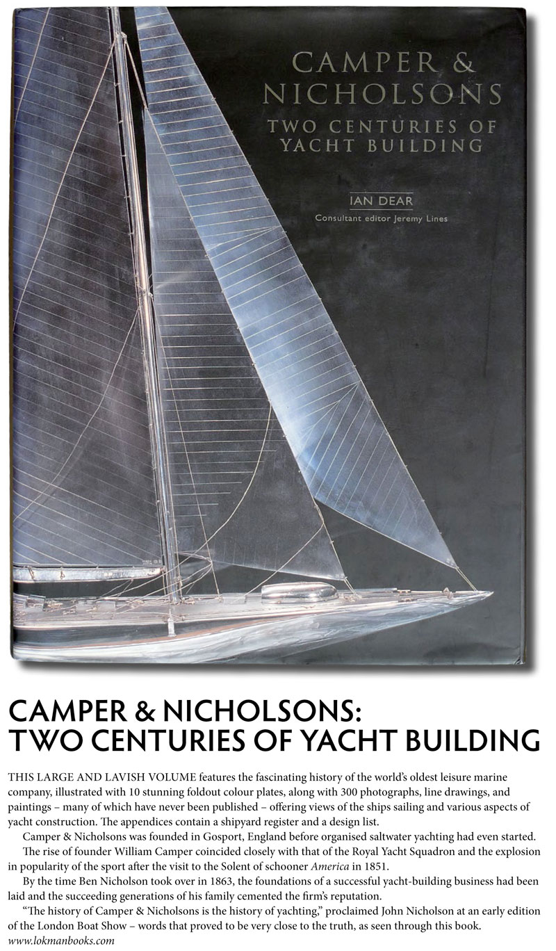 Asia Pacific Boating Camper Nicholsons